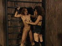La esclava mulata y su maestra