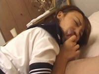 LInda japonesa recibe polla como una mujer madura