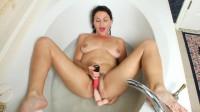 Masturbar en el bano