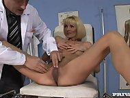 Una visita al ginecologo